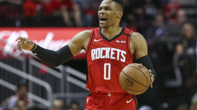Russell Westbrook, Miami Heat, New York Knicks, Houston Rockets, Milwaukee Bucks, Charlotte Hornets, NBA Rumors, Magic, Aaron Gordon
