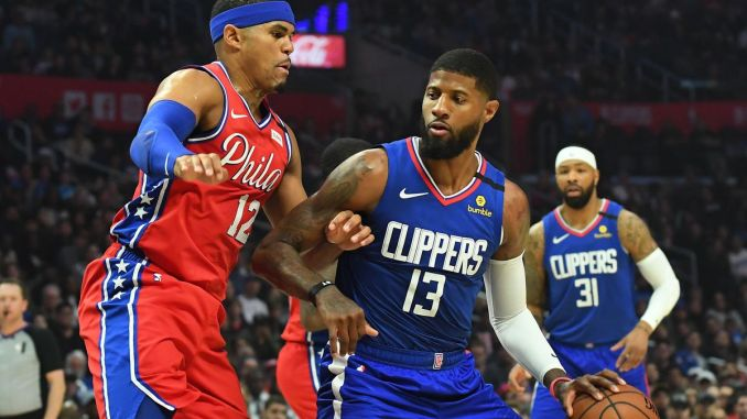 Los Angeles Clippers, Paul George, Kevin Durant, Kyrie Irving, Nets, Nuggets, NBA Rumors, Chicago Bulls, Washington Wizards, Bradley Beal, Kings, Golden State Warriors