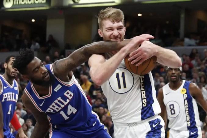 Domantas Sabonis, Indiana Pacers, Thunder, NBA Trade Rumors, Boston Celtics