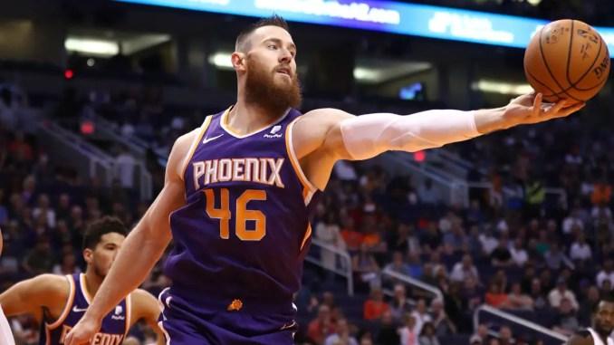 Aron Baynes, Suns, Celtics