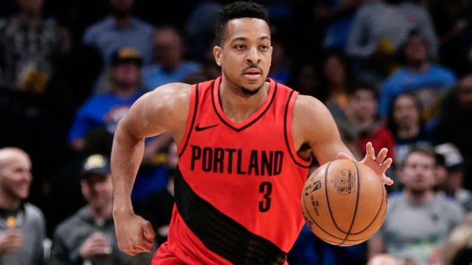 Portland Trail Blazers, CJ McCollum, Jrue Holiday, New Orleans Pelicans, NBA Rumors, Knicks, Indiana Pacers