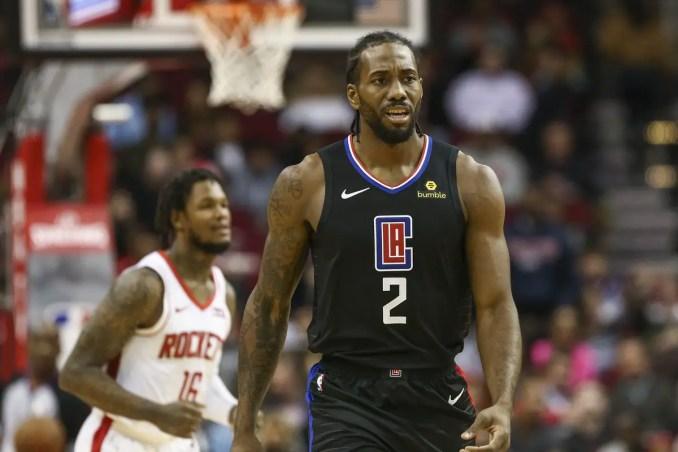 NBA Rumors, Kawhi Leonard, Clippers
