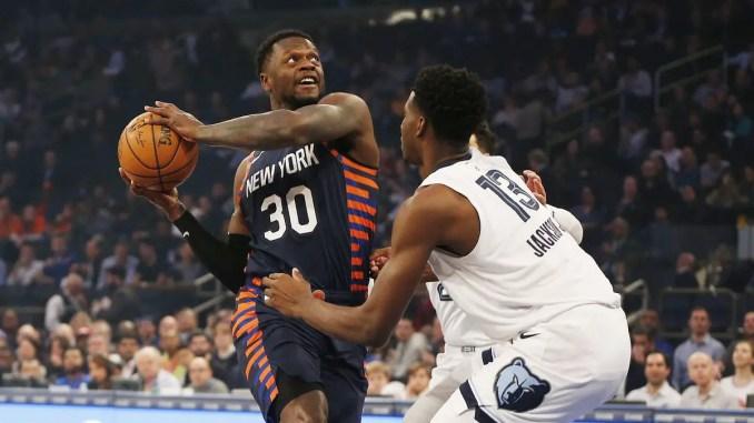 Knicks, Julius Randle, Russell Westbrook, Rockets, NBA Trade Rumors, Thunder