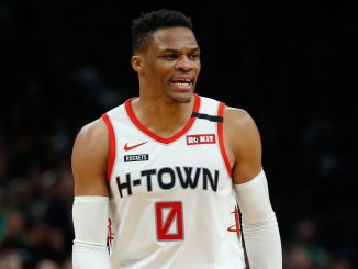 Russell Westbrook, Houston Rockets, NBA Trade Rumors, Knicks, Clippers, Paul George, Bucks, Giannis Antetokounmpo, Lakers, New York Knicks, NBA, Jazz, Cavaliers