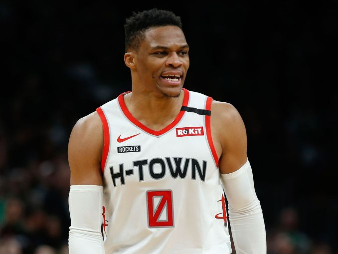 Russell Westbrook, Houston Rockets, NBA Trade Rumors, Knicks, Clippers, Paul George, Bucks, Giannis Antetokounmpo, Lakers, New York Knicks