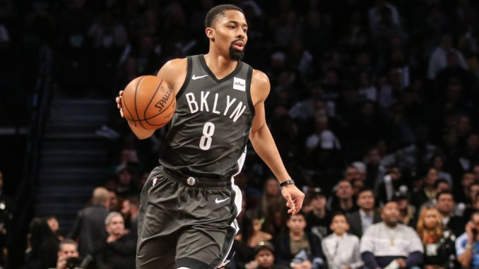 Spencer Dinwiddie, Brooklyn Nets, NBA Rumors, Dallas Mavericks, Suns, Pistons
