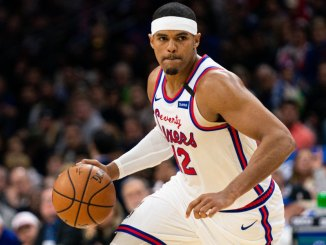 Tobias Harris, Philadelphia 76ers, Dallas Mavericks