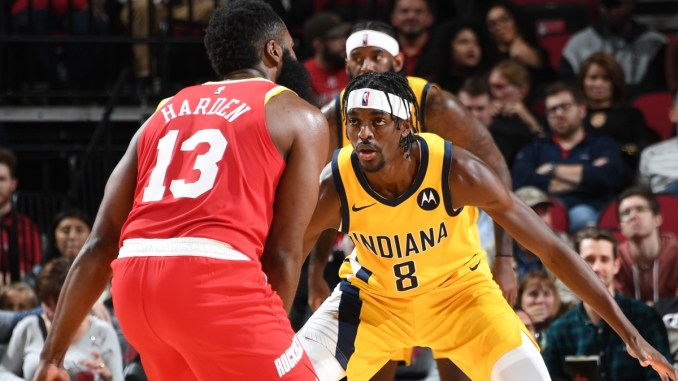 Justin Holiday, Pacers