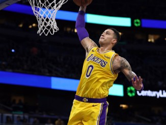 Kyle Kuzma, Spurs, Lakers
