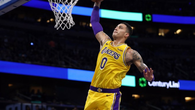 Kyle Kuzma, San Antonio Spurs, Los Angeles Lakers, NBA Rumors