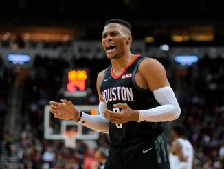 Russell Westbrook, Houston Rockets, Golden State Warriors