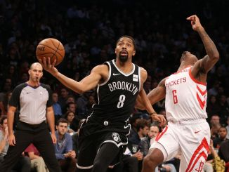 Spencer Dinwiddie, Suns, Brooklyn Nets, Kevin Durant, Kyrie Irving, Magic, Evan Fournier, NBA Rumors