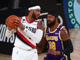 Carmelo Anthony, Los Angeles Lakers, Portland Trail Blazers, NBA Rumors, LeBron James