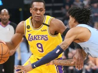 Rajon Rondo, Boston Celtics, Los Angeles Lakers, NBA Rumors