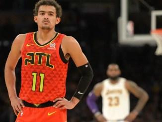 Atlanta Hawks, Trae Young, NBA