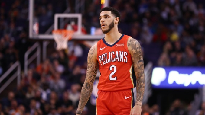Lonzo Ball, New Orleans Pelicans, NBA Rumors, Los Angeles Clippers
