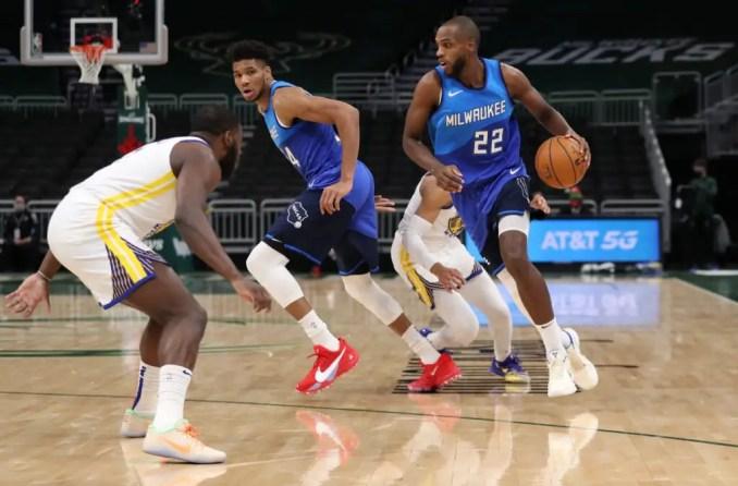 Khris Middleton, Milwaukee Bucks, NBA Rumors