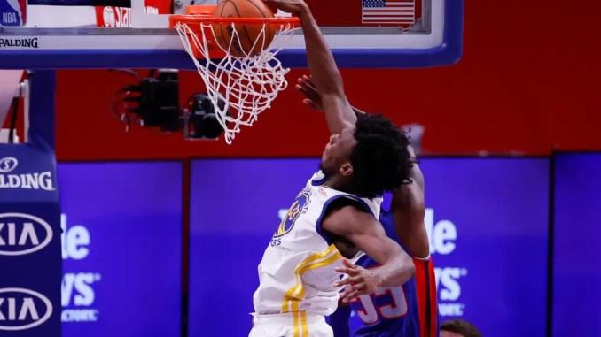 Golden State Warriors, Indiana Pacers, James Wiseman, NBA Rumors