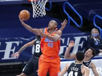 Al Horford, OKC Thunder, NBA Rumors, Charlotte Hornets