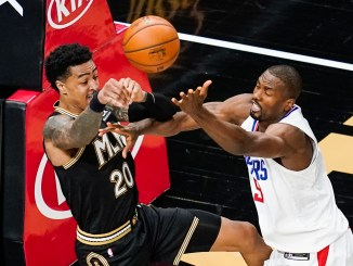 John Collins, Atlanta Hawks, NBA Rumors