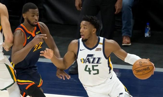 Donovan Mitchell, Utah Jazz, NBA Rumors