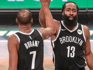 Brooklyn Nets, Kyrie Irving, Kevin Durant, James Harden, Miami Heat, Orlando Magic, NBA Rumors, Toronto Raptors