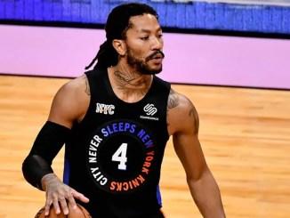 New York Knicks, Derrick Rose, NBA