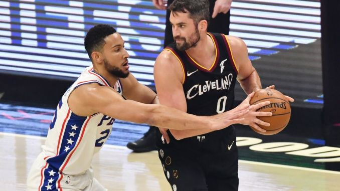 Kevin Love, Cleveland Cavaliers, NBA Rumors, Dallas Mavericks
