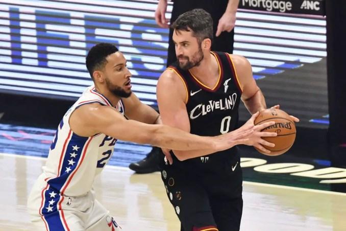 Kevin Love, Cleveland Cavaliers, NBA Rumors, Dallas Mavericks