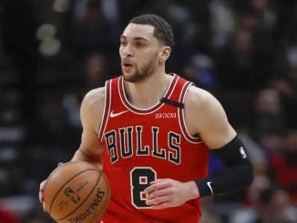 Zach LaVine, Bulls