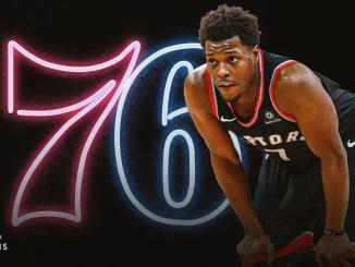 Toronto Raptors, Kyle Lowry, Philadelphia 76ers, NBA Trade Rumors