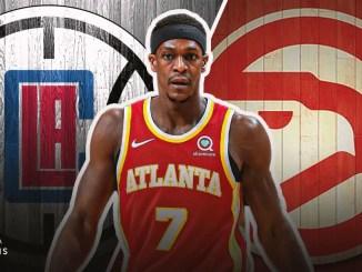 Rajon Rondo, Clippers, Hawks