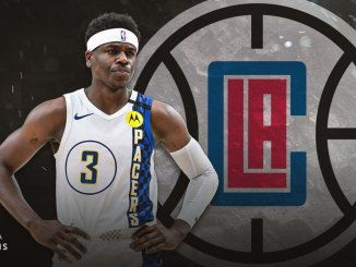 Aaron Holiday, Clippers, Pacers