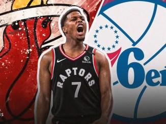 Kyle Lowry, Raptors, 76ers, NBA trade Rumors