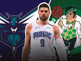 Nikola Vucevic, Hornets, Celtics, Magic