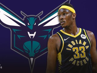 Myles Turner, Hornets, Pacers