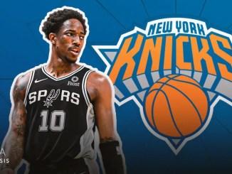 DeMar DeRozan, Knicks, NBA Free Agency