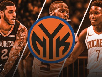 Lonzo Ball, Victor Oladipo, Terry Rozier, Knicks