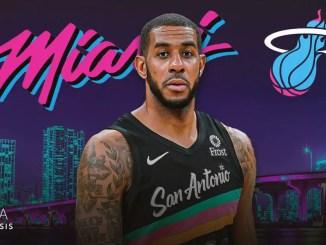 Miami Heat, LaMarcus Aldridge, NBA Trade Rumors