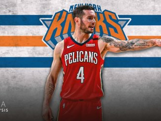 JJ Redick, New York Knicks, NBA Rumors