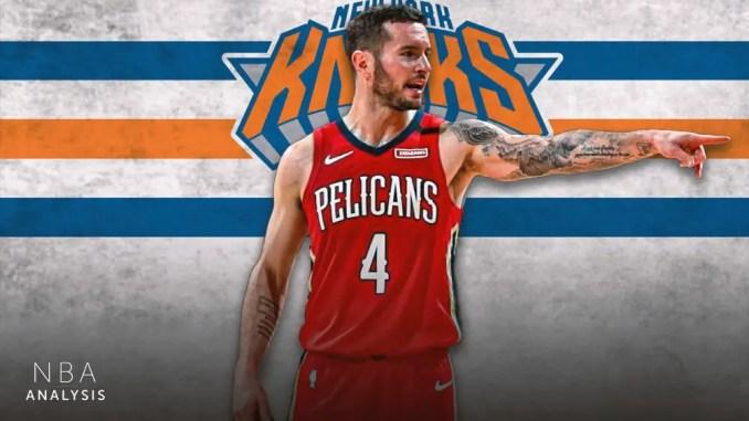 JJ Redick, New York Knicks, NBA Rumors