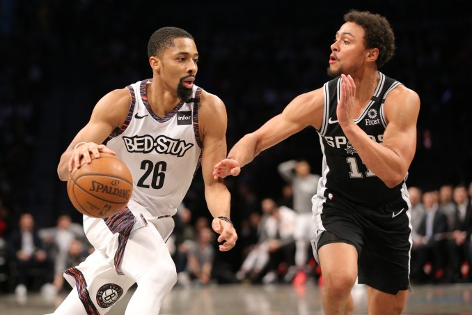 Spencer Dinwiddie, Brooklyn Nets, NBA Rumors