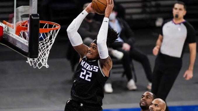 Richaun Holmes, Sacramento Kings, NBA Rumors