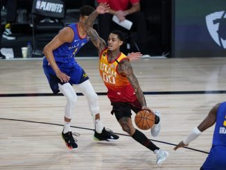 Jordan Clarkson, Utah Jazz, NBA Trade Rumors