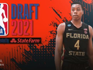 Scottie Barnes, 2021 NBA Draft, NBA Draft