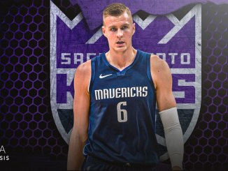 Sacramento Kings, Kristaps Porzingis, Dallas Mavericks, NBA Trade Rumors