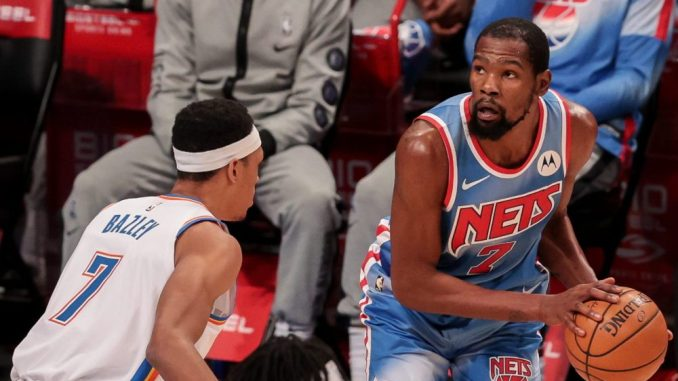 Kevin Durant, Brooklyn Nets, NBA Analysis