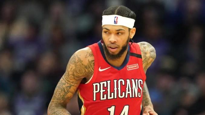 Brandon Ingram, Pelicans, Knicks