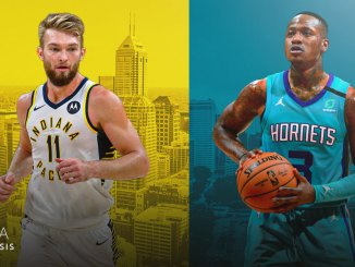 Pacers, Hornets
