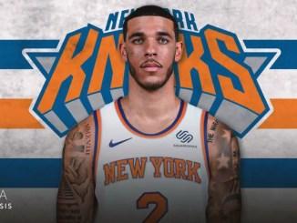 New York Knicks, Lonzo Ball, NBA Trade Rumors, New Orleans Pelicans